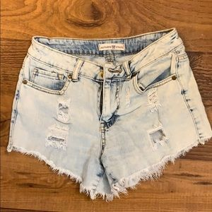 Altar'd State High Waisted Shorts